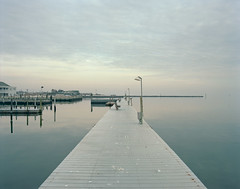 img294-72-P67 (See Attached) Tags: film water docks mediumformat longisland 55mm serene 6x7 sayville fireisland greatsouthbay pentax67 kodakportra160nc
