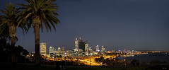 Perth Panorama at Night