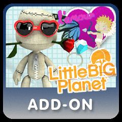 LittleBigPlanet - Valentines Day Mini Pack