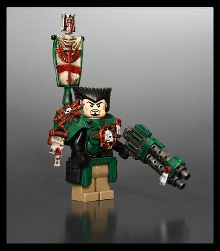 Custom minifig Korgar custom minifig