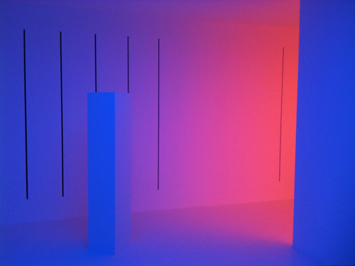 Chromosaturation, Carlos Cruz-Diez
