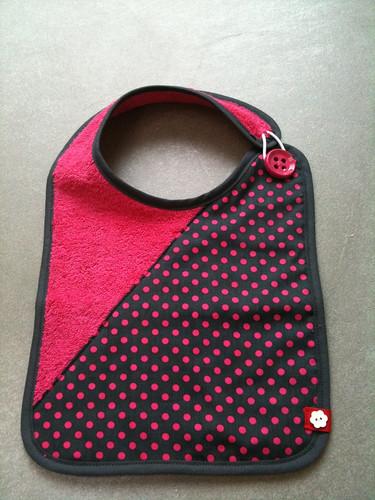 slab roze stip