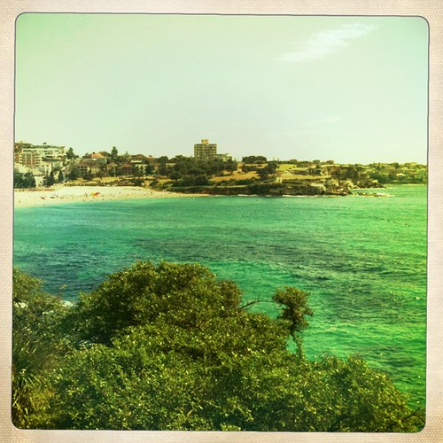 View from Southern Coogee