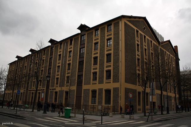 Résidence Universitaire Quai de Loire