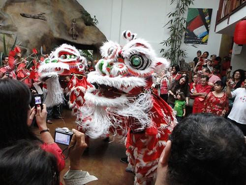 Año Nuevo Chino en Tin Jo