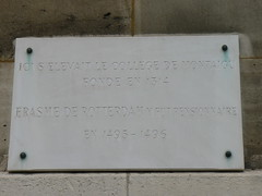 Photo of Stone plaque number 8442