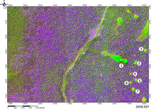 Expédition Sangha2010 : les 7 lacs