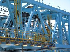 Crane Maintenance (thulobaba) Tags: industry construction energy crane offshore engineering gas northsea oil semisub saipem sscv