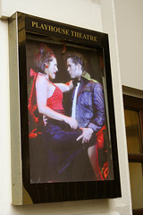Dreamboats and Petticoats Poster (London Theatre) Tags: london musical playhousetheatre dreamboatsandpetticoats