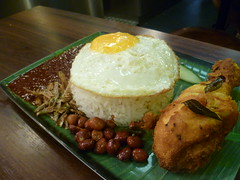Nasi Lemak [Coconut House, City]