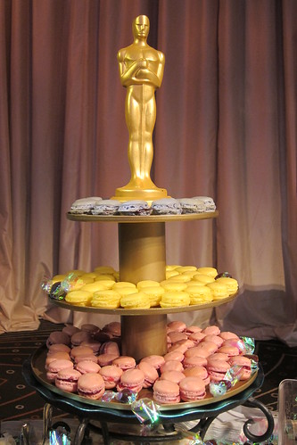 2011 Oscar Food: Macarons