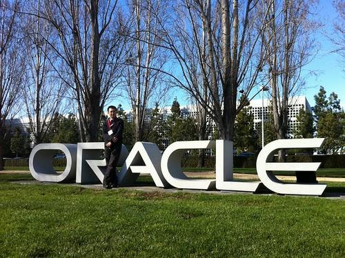 Oracle logo - eygle