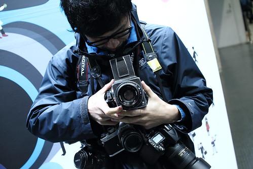 camera だらけ dada