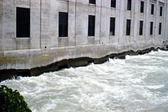 [IDAHO-A-0049] American Falls Dam (waterarchives) Tags: dam idaho snakeriver irrigation powerhouse hydropower minidokaproject bureauofreclamationbor americanfallsdam