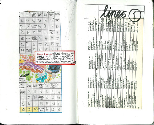 My theme: grids & lines