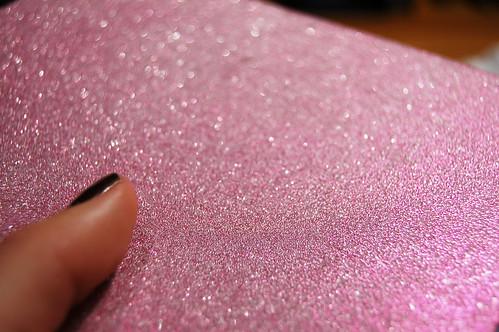 Glitterlicious Pink!