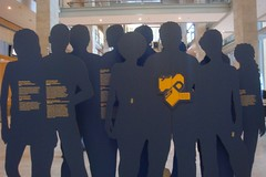 Interactive Africa - X-Board cut-outs