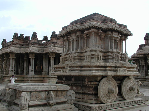 World Heritage Sites in India - Hampi Group of Monuments