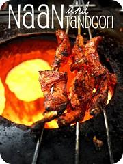 Naan and Tandoori