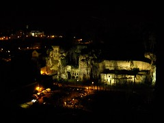 Luxembourg City at night (videsent) Tags: city night europe view luxembourg