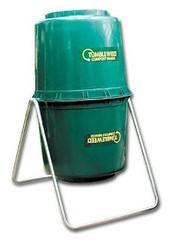 Tumbleweed Compost Tumbler (greenergreener) Tags: urbancomposting urbancomposttumbler tumbleweedcomposter tumblingcomposter compostbarrel rotatingcompostbin rotatingcomposter tumbleweedcomposttumbler easycompost rotatingcompostbins rotarycomposter backporchcomposttumbler