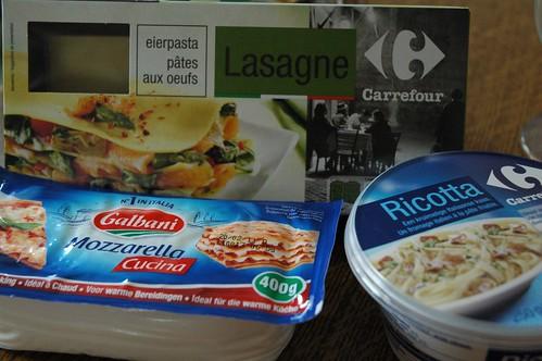 Lasagna eats
