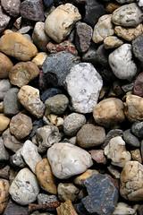 Little stones (gornabanja) Tags: stone grey nikon pattern d70 little stones many small gray kiesel