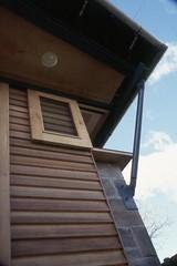 External Facade - Cedar Detail