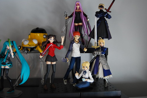 Figma Fate/Stay Night