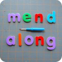 mend along