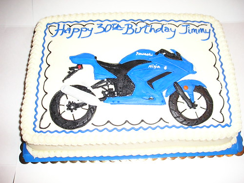 Jimmy's bday cake