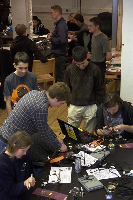 BuildBrighton Science Festival Workshops 3