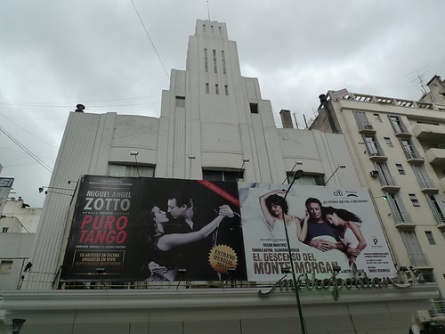 Cine Metropolitan - Buenos Aires, Argentina