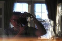better to see you (omoo) Tags: newyorkcity windows art glass self reflections apartment manhattan interior westvillage antiques eyeglasses collectibles furnishings greenwichvillage distortions framedphotograph bettertoseeyouwithmydear nikoncoolpixp7000 windowviewofthelowerwestside saidthebadwolftolittleredridinghood
