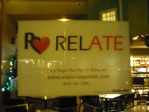 Relate Restaurant