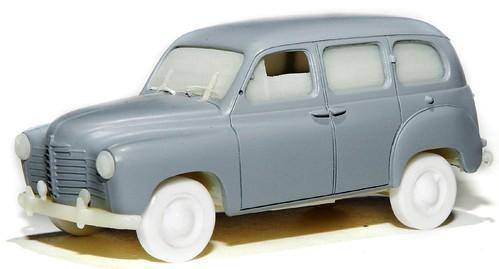 Solido Renault Prairie