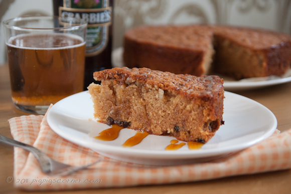 Ginger Beer Cake 3