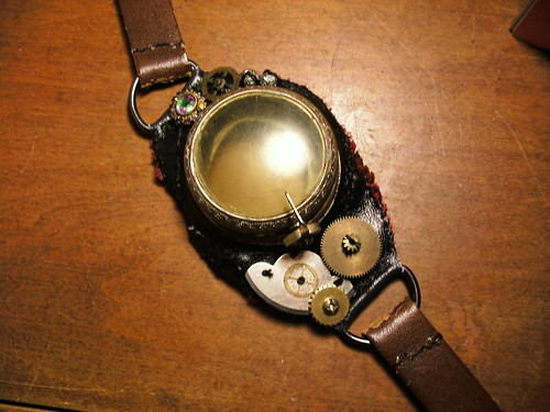 Steampunk Eyepatch 2
