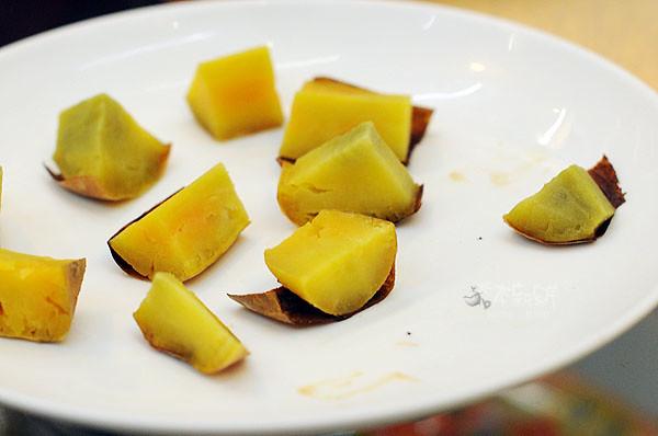 黃金冰烤地瓜