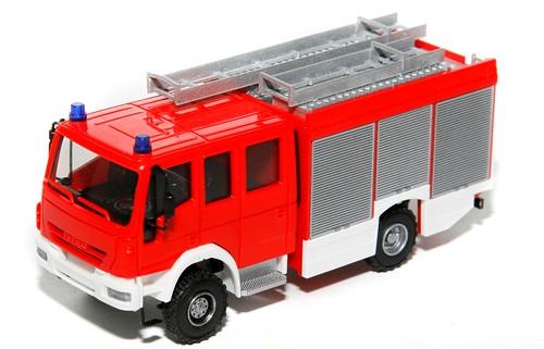 Rietze Iveco Eurofire TLF