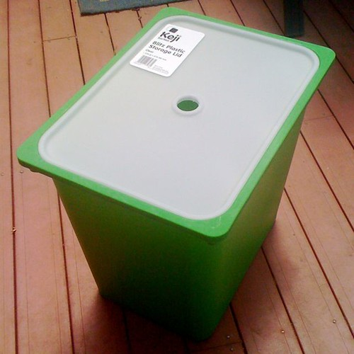 Keji Sorted's Blitz plastic storage box and lid