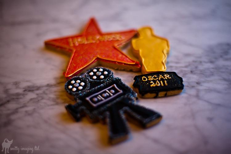 La Brea Bakery Oscar Cookies