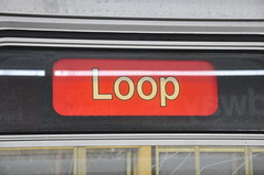 Loop (Triborough) Tags: chicago subway illinois cta el il l cookcounty thel chicagotransitauthority