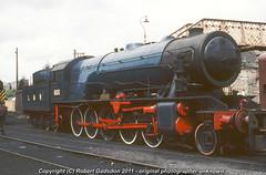 "1983 - ""Gordon"" at Bridgnorth (Robert Gadsdon) Tags: station geotagged steam gordon 1983 900 2100 svr bridgnorth lmr geo:lat=5253017893704981 geo:lon=2420710440475432"