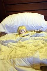 Sleep tight my little girl