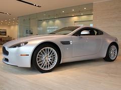 2011 Aston Martin V8 Vantage Coupe MA003 (Park Place LTD) Tags: auto car washington automobile exotic luxury coupe bellevue astonmartin dealer autodealer parkplace v8vantage exoticautomobile luxuryautomobile parkplaceltd luxuryexotic