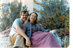 Jack and Mary Boge (Leo_Holmberg) Tags: 1985 riyadh kfsh jackboge maryboge