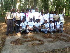 Abidjan Ivory Coast (350.org) Tags: 350 ivorycoast abidjan guyzoo 350ppm uploadsthrough350org actionreport 21484 oct10event