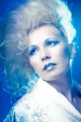 (mrksaari) Tags: portrait fashion finland studio r 600 kimono compact d300 profoto 85mmf14d nd8 silkki