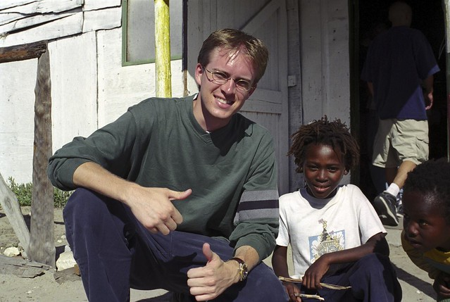 2000 11 Adam Thede - Cape Town, South Africa